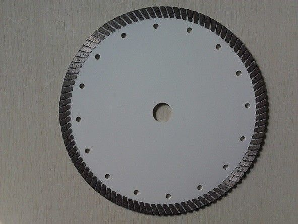 "Mid  Angle Grinder Stone  7 ""  Turbo Diamond Blade  White 230mm Hot Pressed"