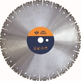 "GP  16 ""  14  ""  Segmented Diamond Saw Blade , W Type Diamond Stone Cutting Disc"