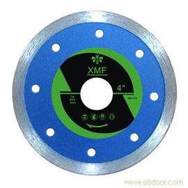 Fast Speed Diamond Blade For Porcelain Tile Sintered Technology