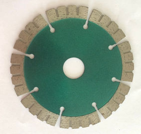 KU   Angle Grinder Diamond Blade   With High Segment Height Green Color